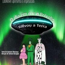 brocolis cartaz